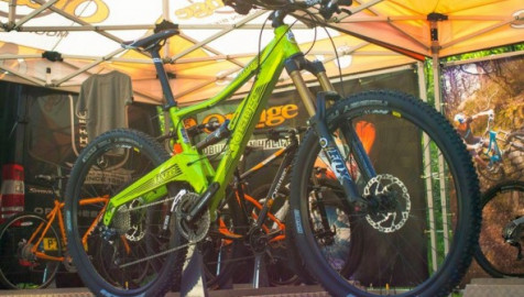 Orange Five 2014, el paso al 650B de la marca inglesa