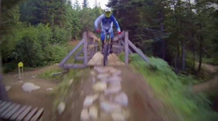 Vídeo Brendan Fairclough y Thomas Vanderham en Whistler