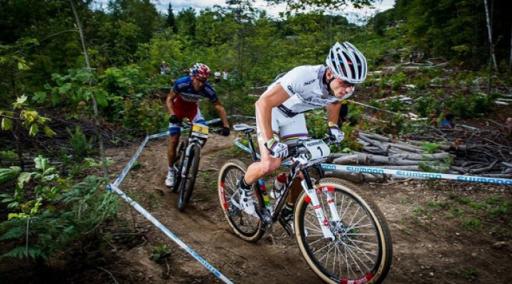 Nino Schurter y el Scott Swisspower sigue apostando por DT-Swiss