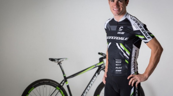 Henrique Avancini al Cannondale Factory Racing