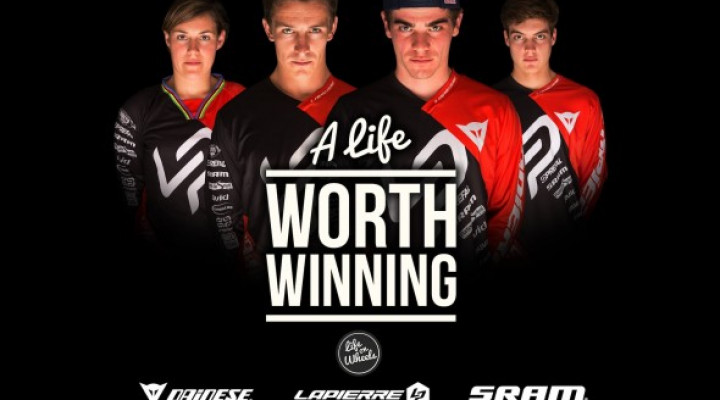 Life on Wheels, documental de 1 hora siguiendo al Lapierre Gravity Republic