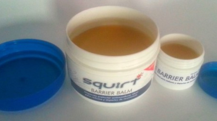 Squirt Barrier Balm, nuevo ungüento protector