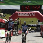 Finish Stage 4 CRAFT BIKE TRANSALP 2010 powered by NISSAN