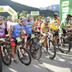 Start Stage 2 CRAFT BIKE TRANSALP 2010 powered by NISSAN