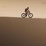 29.04.2012. 7ª Titan Desert by Gaes. Primera Etapa, Merzouga-Merzouga. Milton Ramos (5). ©Susanna Sáez