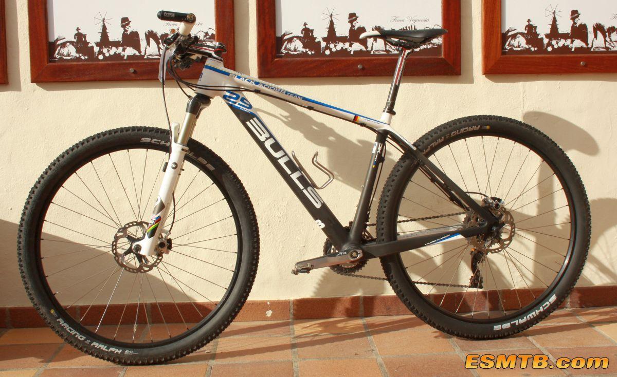La bici Bulls de Karl Platt para la Absa Cape Epic