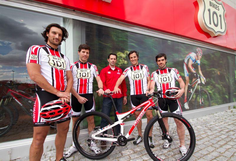 Bikes101.com Les esperan dunas piedras