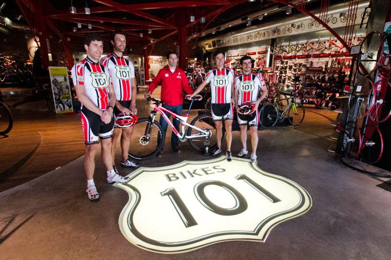 Bikes 101 Bikes Specialized