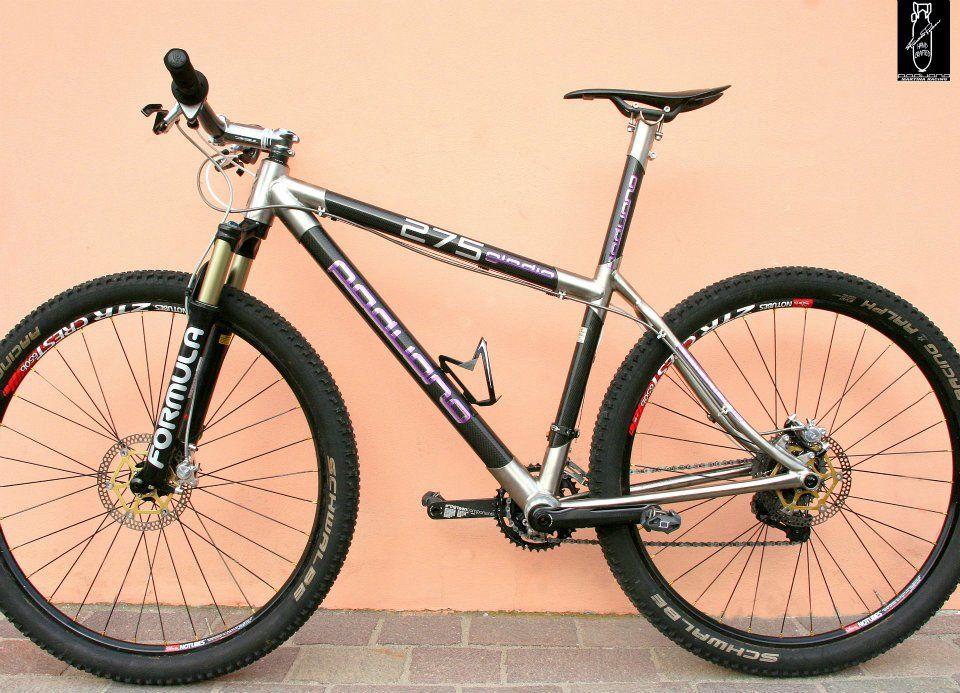 Paduano 275: titanio, carbono y artesanía para una bici de 650B