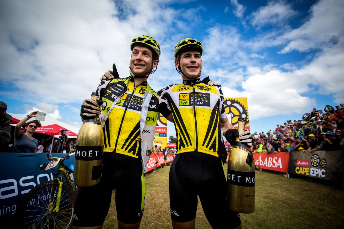 Absa Cape Epic 2014 Stage 7 Elgin to Somerset West