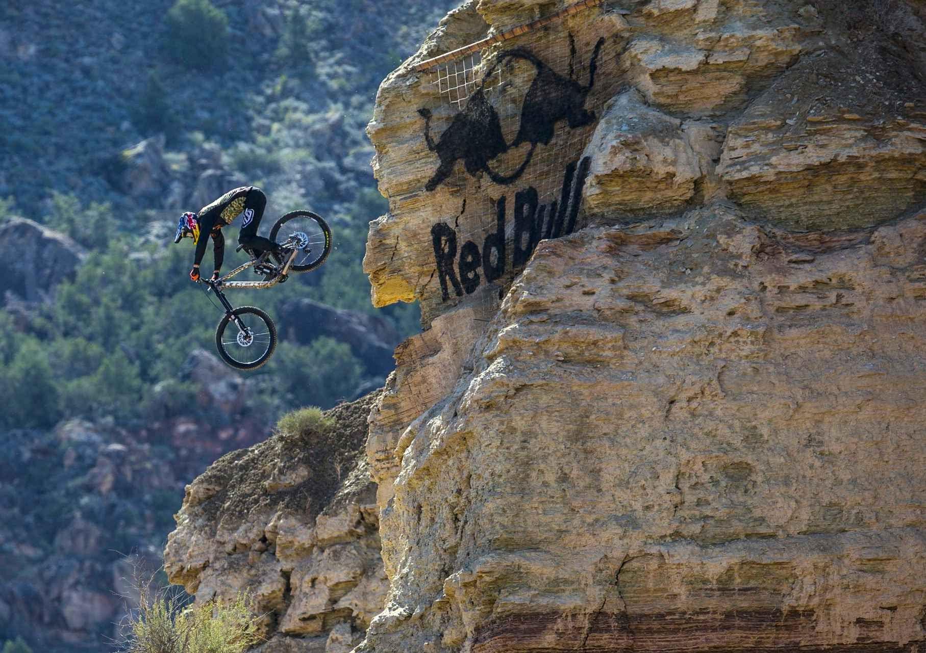 Los mejores vídeos del Red Bull Rampage 2014