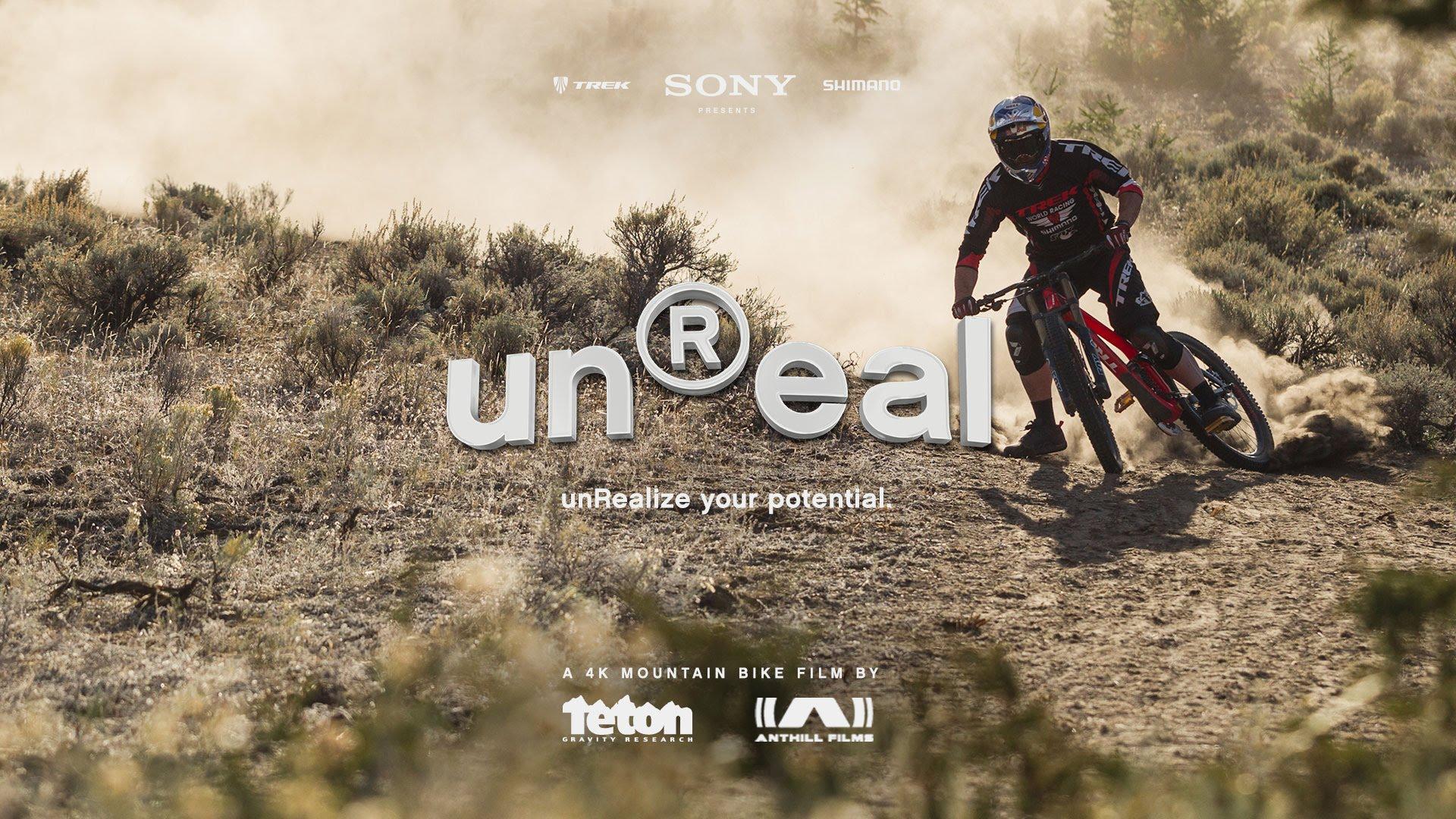 Trailer de unReal, la película del año en el MTB