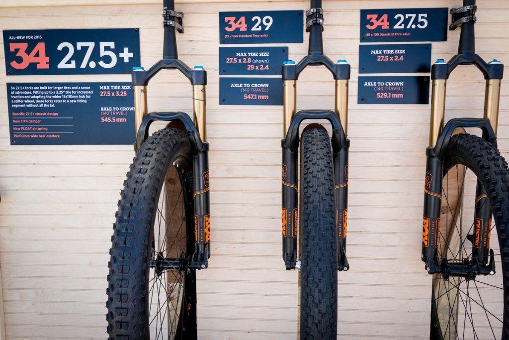 Vuelta al mismo error: por qué no es buena idea montar ruedas 27,5+ ...
