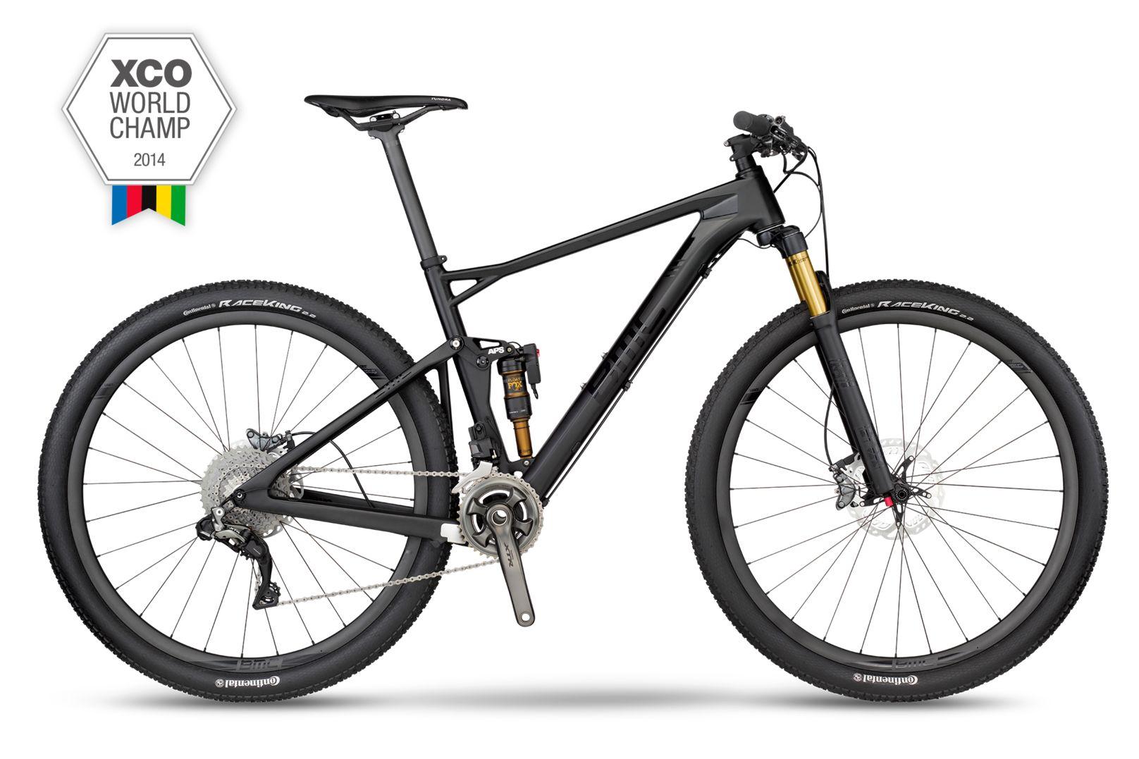 BMC Fourstroke 01 XTR Di2