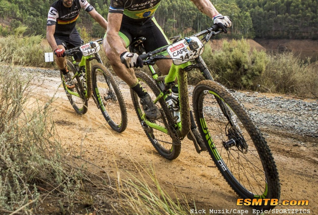 Absa Cape Epic 2016 Stage 6 - Stellenbosch