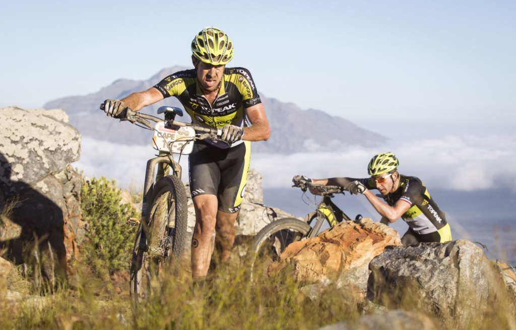 Absa Cape Epic 2016 Stage 2 - Tulbagh