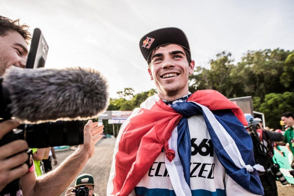 Super Bruni. ¿Podrá llevarse la Copa del Mundo?. Foto Bartek Wolinski/Red Bull