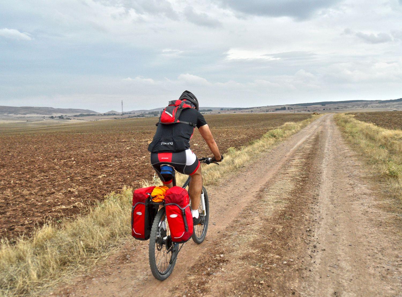 1.500km de BTT en el Camino del Cid