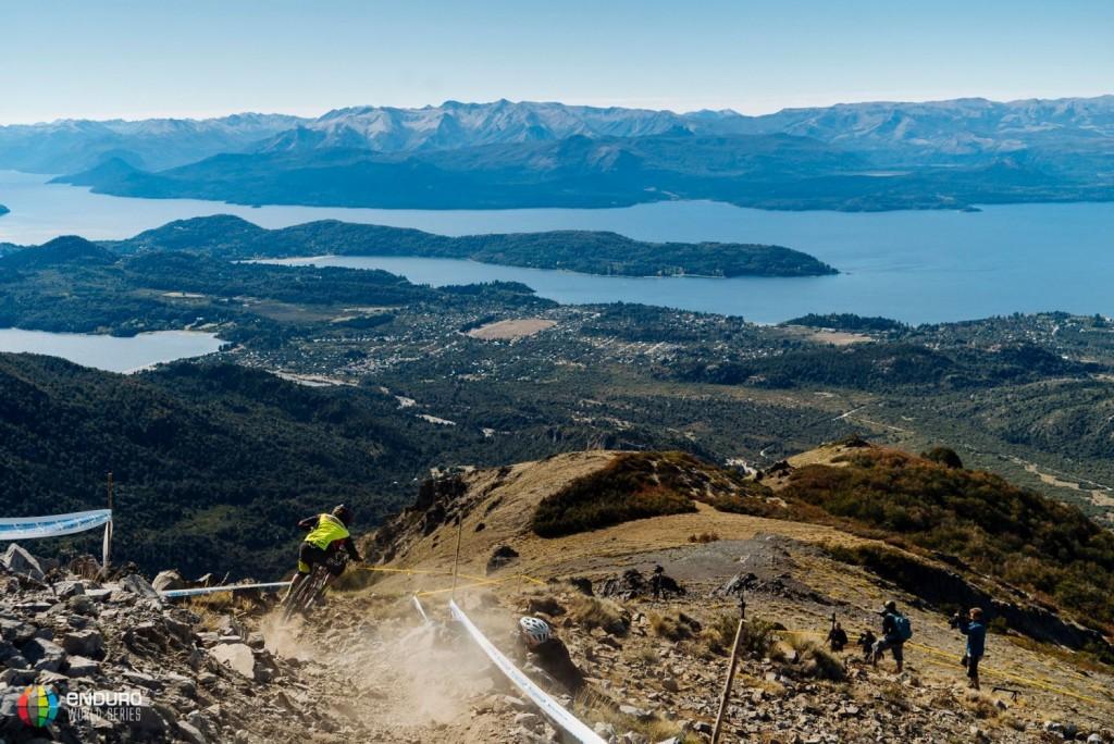 La 3a especial de la carrera en Argentina fue la más espectacular en paisajes. Foto Duncan Philpott