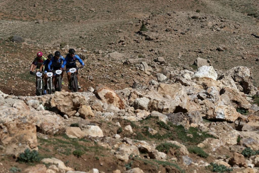 Los manguitos tienen las horas contadas en las etapas de la Titan Desert 2016