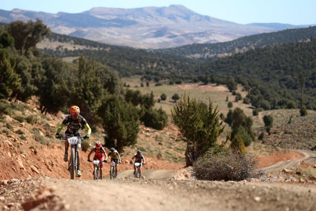 Dos días de carrera y los bikers tendrán mañana un día de descanso