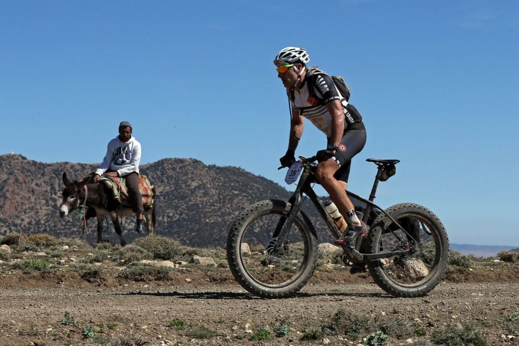 Las fatbike estrenan clasificación propia en esta edición de la Titan Desert