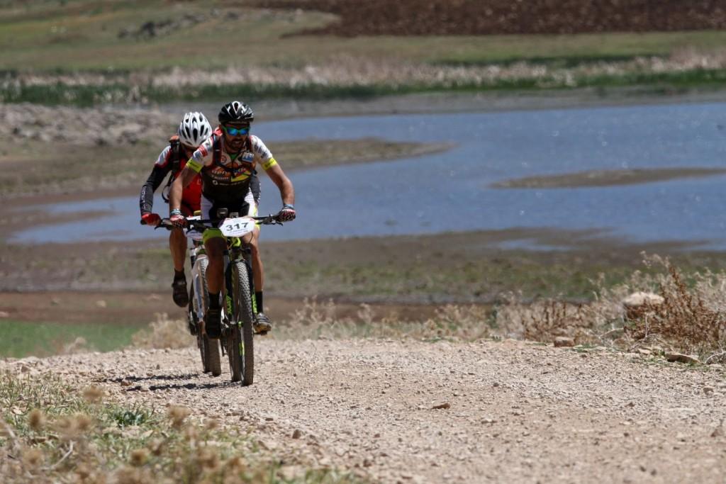 Tras el día de descanso los bikers tendrán jornada de 101km de recorrido, ya en pleno desierto