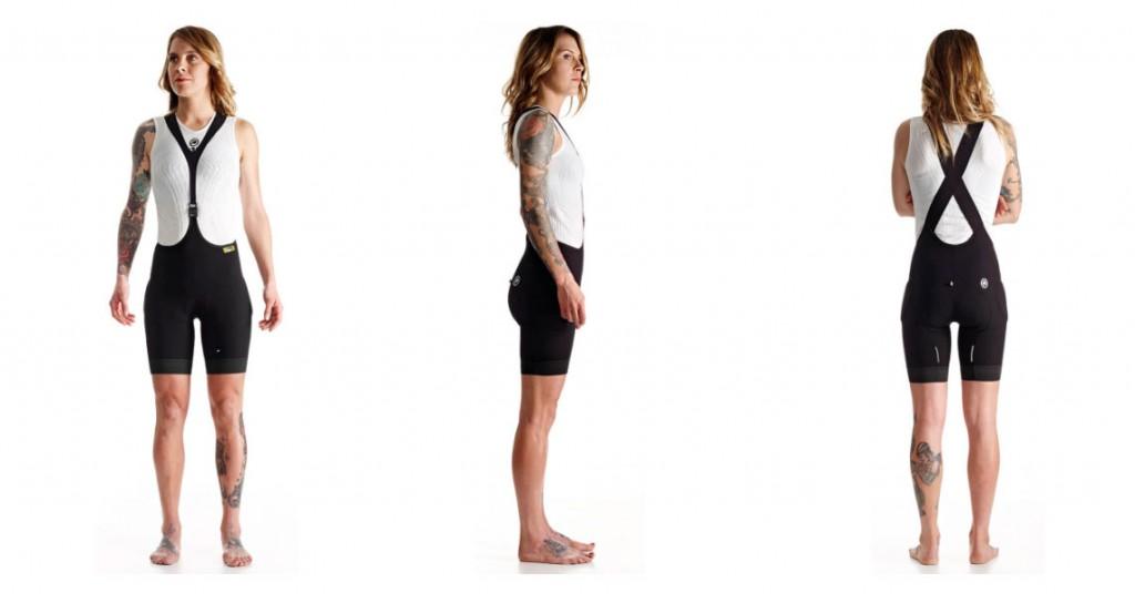 El nuevo estilo de las campañas de ropa femenina de la marca suiza