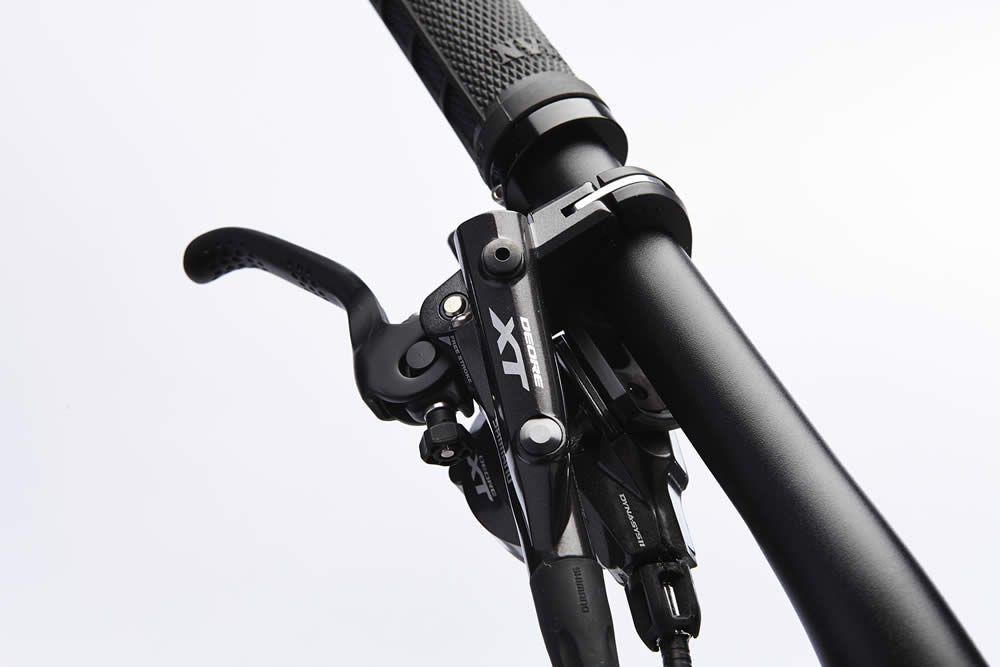 Shimano XT, garantía de solidez y buen funcionamiento