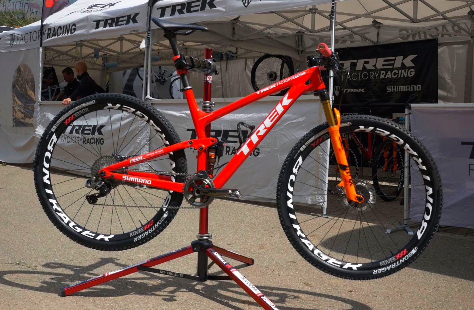 La Trek Top Fuel De Sergio Mantec 243 N Al Detalle