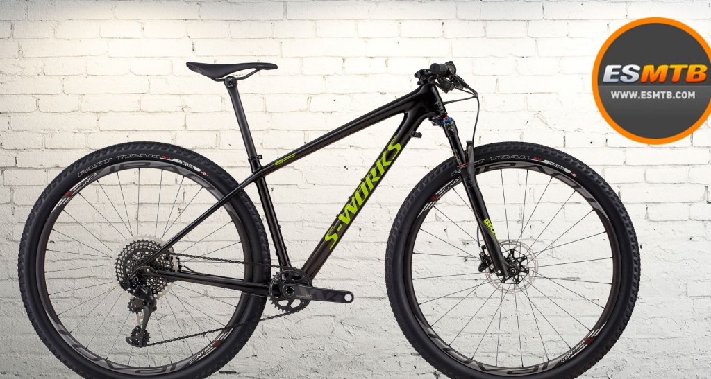 Specialized Epic Hardtail Woman S-Works Word Cup