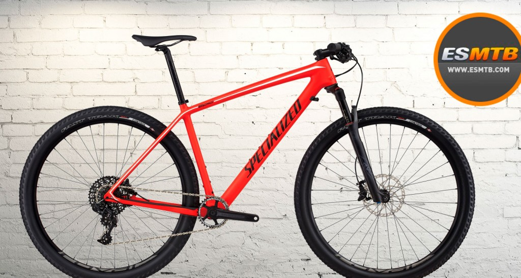 Specialized Epic Hardtail Base