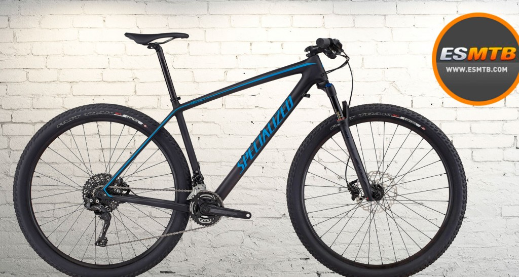 Specialized Epic Hardtail Comp Carbon