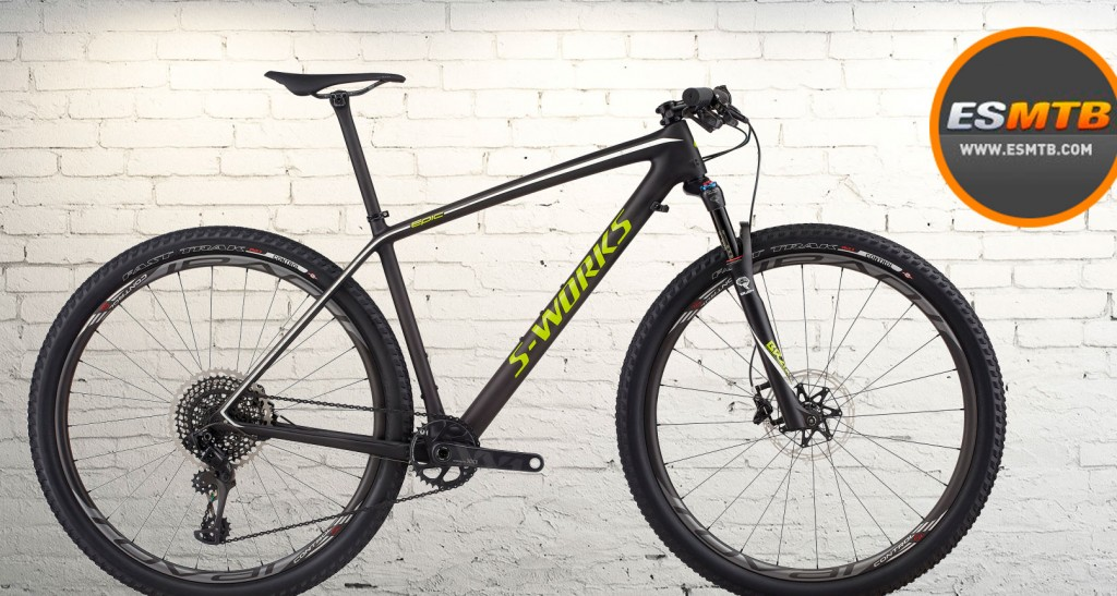 Specialized Epic Hardtail S-Works World Cup