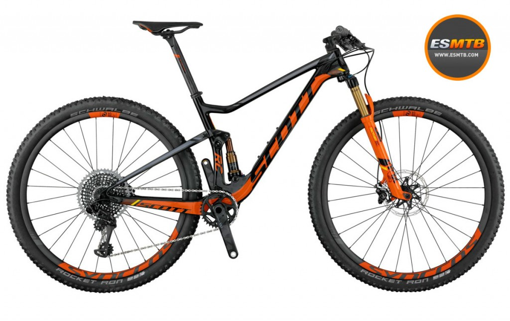 Scott Spark RC 700/900 SL