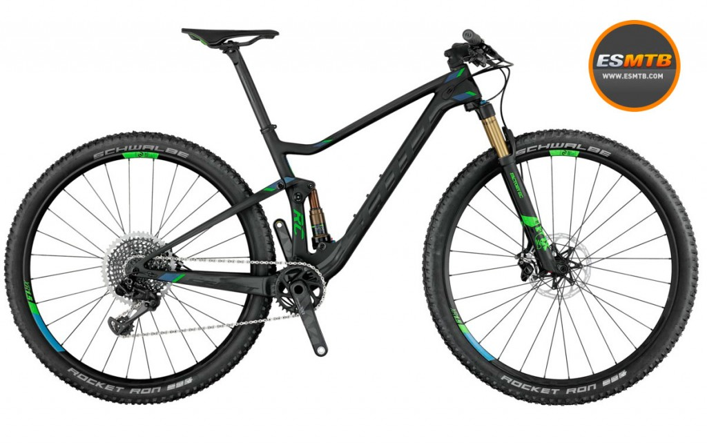 Scott Spark RC 700/900 Ultimate