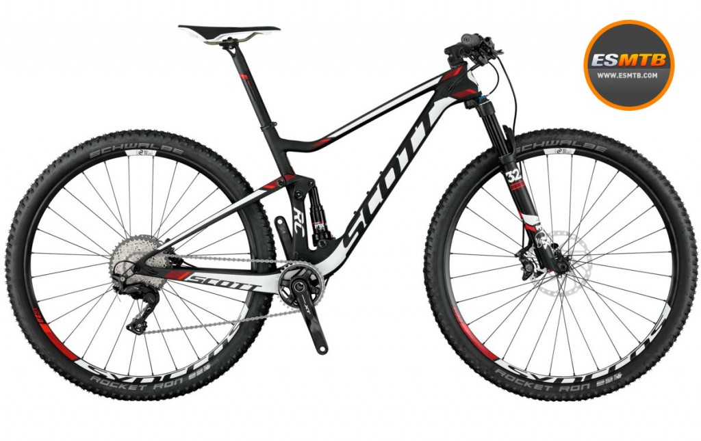 Scott Spark RC 700/900 Pro