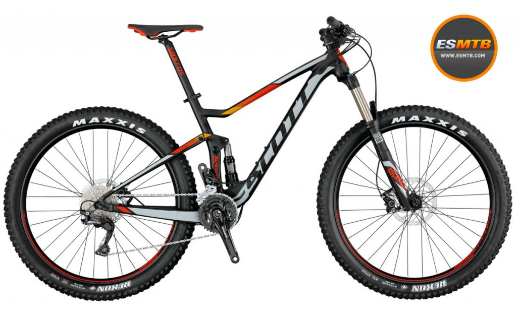 Scott Spark 730 Plus