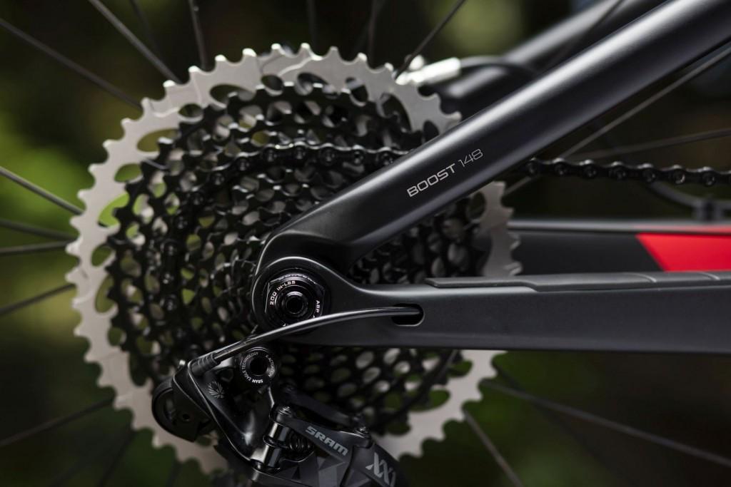 Boost 148, no eres nadie si no lo tienes en tu bicicleta 2017