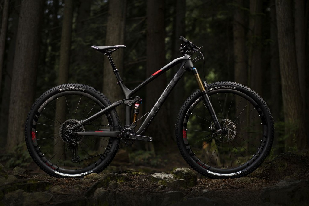 Imponente look de la nueva Trek Fuel EX