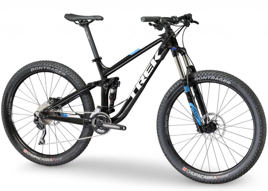 Trek Fuel EX 5 en 27,5 Plus - Precio de 1.999€