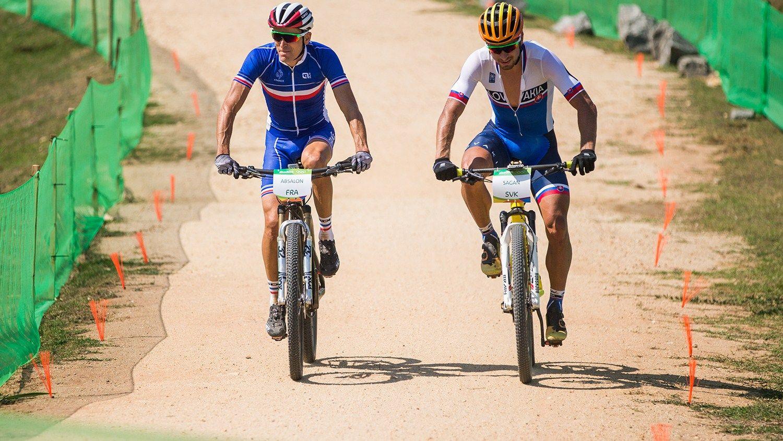 Absalon y Sagan, el 1º y el último de la parrilla de salida de mañana