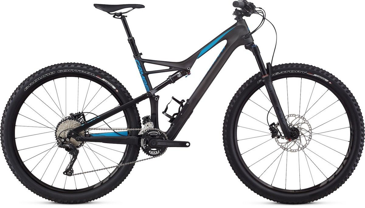 Specialized Camber FSR Comp Carbon 29 2 platos