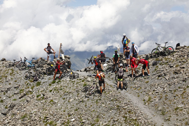 El espíritu italiano también se deja notar en la carrera. Una prueba organizada con pasión y con una historia que pocas carreras tienen en el planeta.