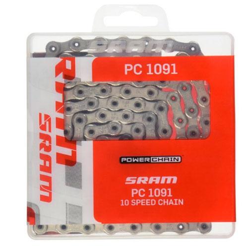 Cadena Sram PC1091R 10v