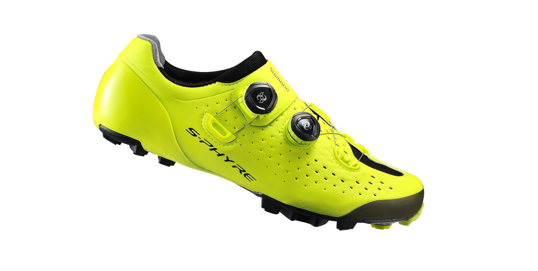 Shimano S-Phyre RC9 en amarillo