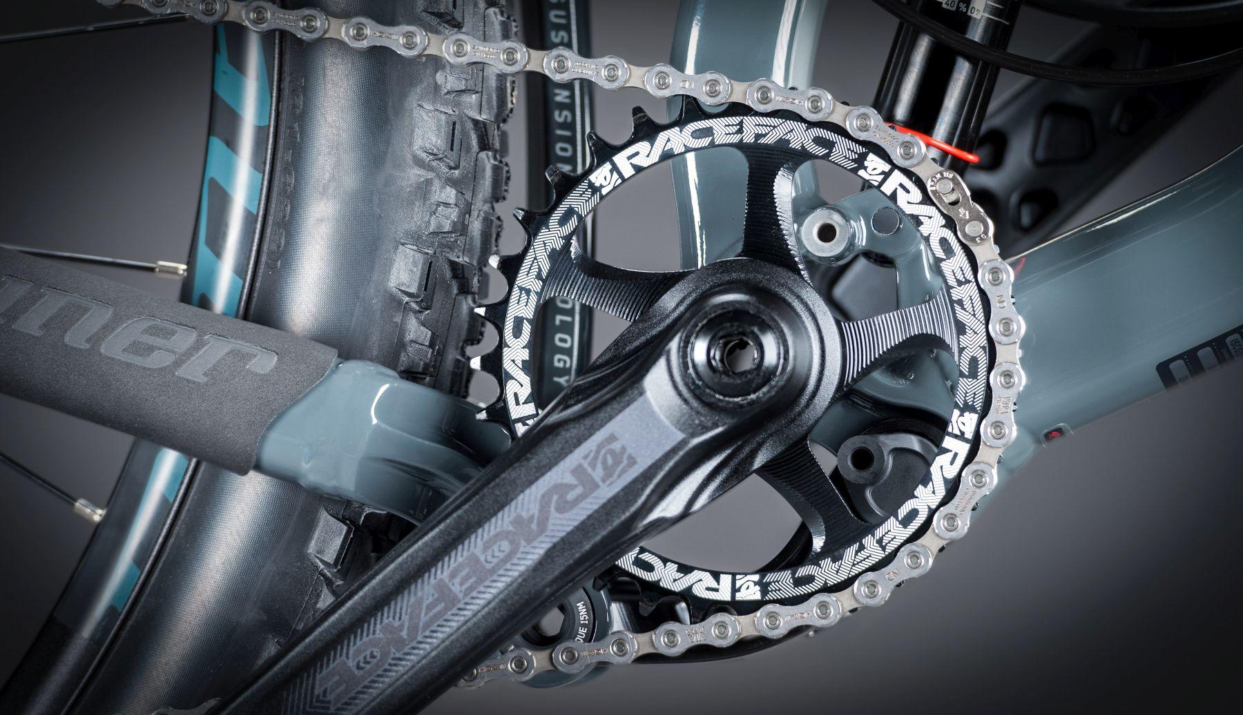 Boost que permite rediseñar toda la parte trasera de la bicicleta