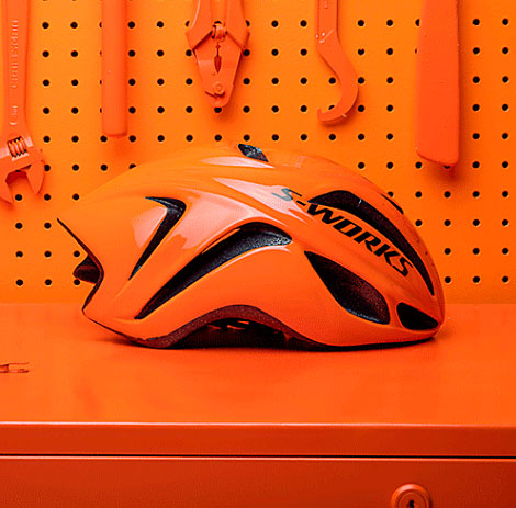 Casco Specialized S-Works Evade Torch Edition