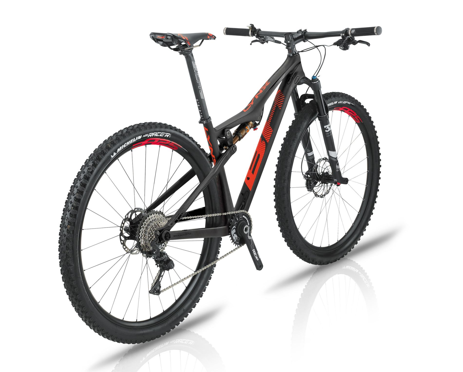 BH LYNX RACE CARBON FOX