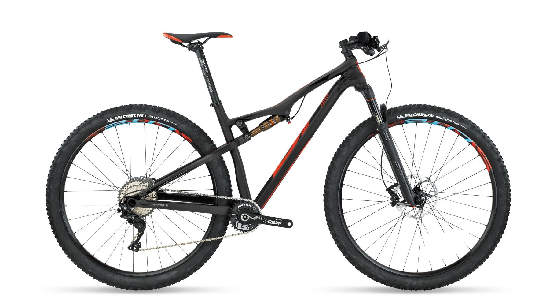 BH LYNX RACE CARBON RECON